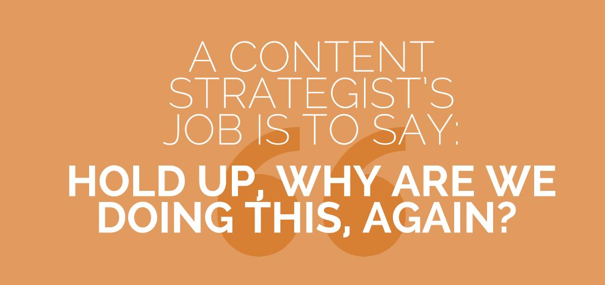 content strategist job